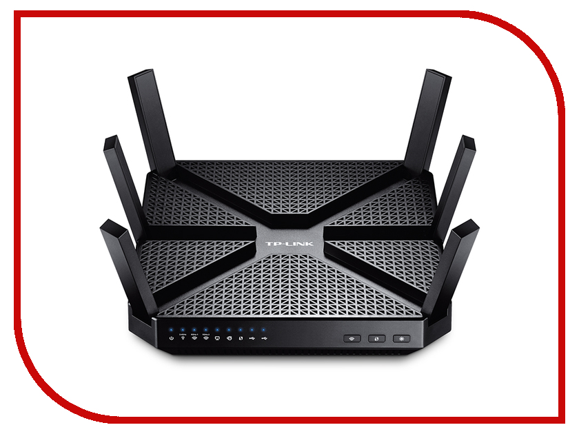 Wi-Fi роутер TP-LINK Archer C3200 wi fi роутер tp link archer c5400
