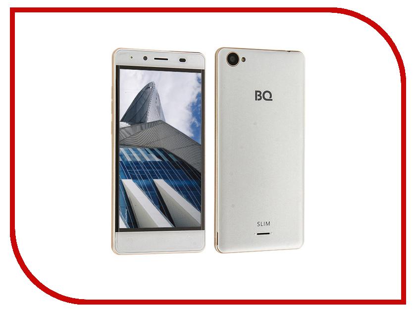 Сотовый телефон BQ 5060 Slim White<br>