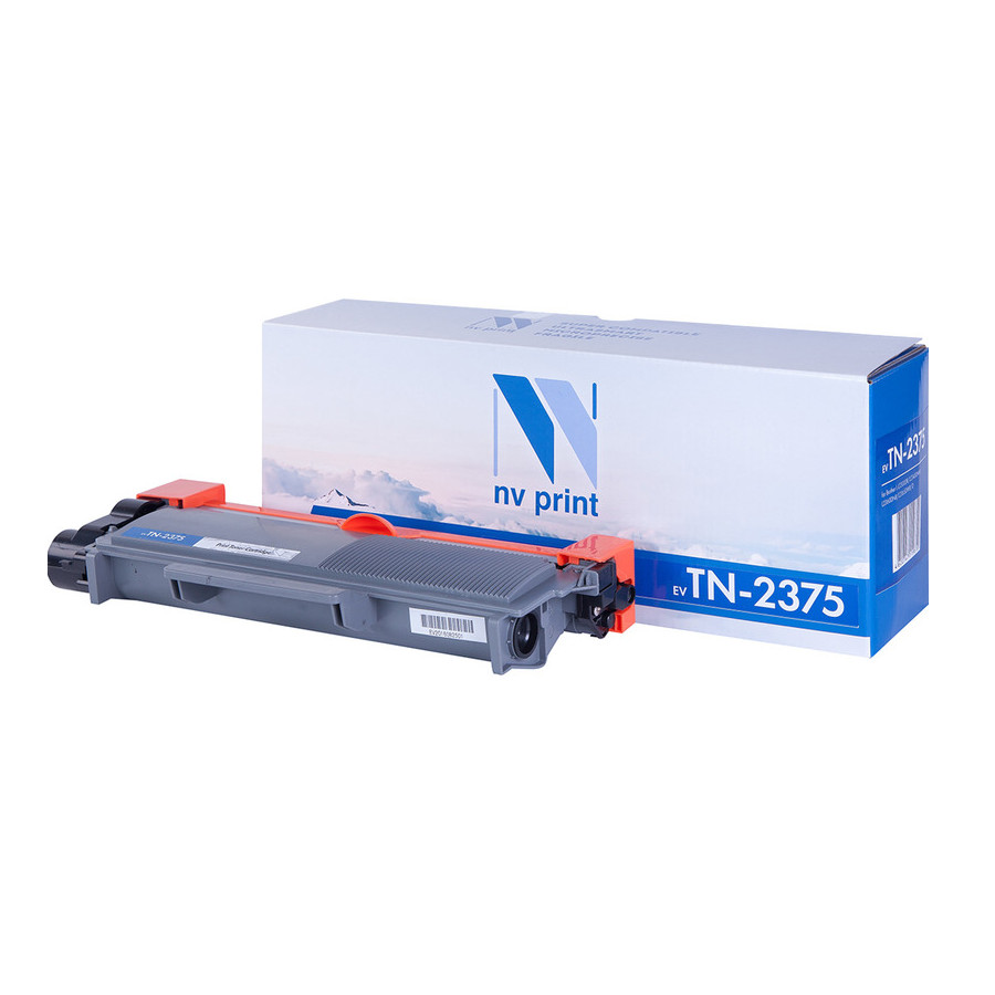 Картридж NV Print Brother TN-2375 / TN-2375T для HL-L2300DR//L2340DWR//2360DNR/2365DWR/DCP-L2500DR/2520DWR/2540DNR/2560DWR/MFC-L2700DWR/2720D/2740D