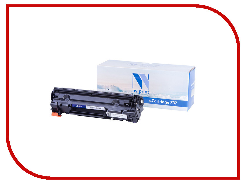 Картридж NV Print Canon 737 для i-SENSYS MF211/212w/216n/217w/226dn/MF229dw<br>