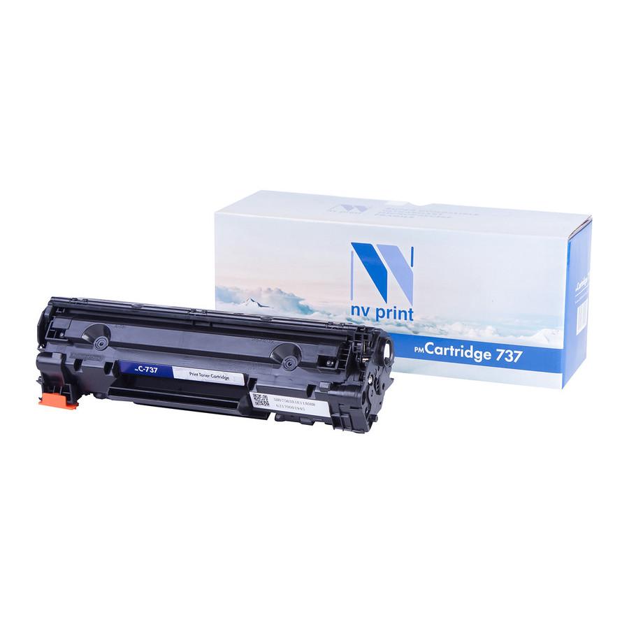 Картридж NV Print 737 для i-SENSYS MF211/212w/216n/217w/226dn/MF229dw
