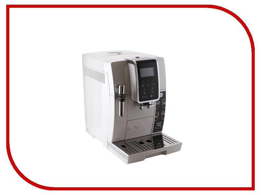 Кофемашина DeLonghi ECAM 350.35.W кофемашина delonghi ecam 550 75 ms