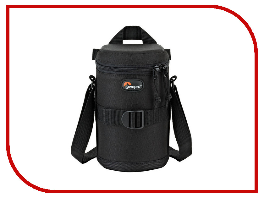 Аксессуар LowePro Lens Case 9x16cm Black LP36979-0WW general xl lens bag case for common camera lens
