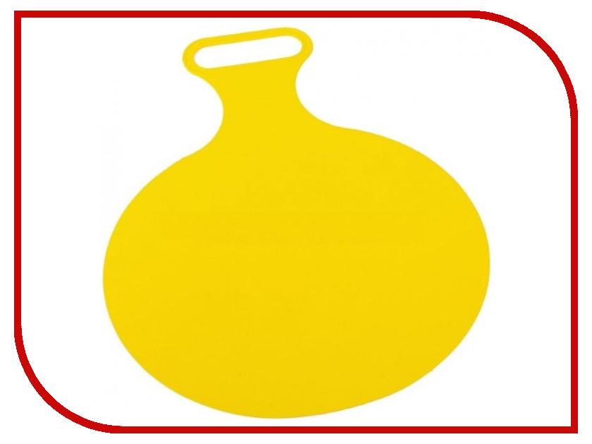 Ледянка Радиан Комета 39x29x3cm Yellow