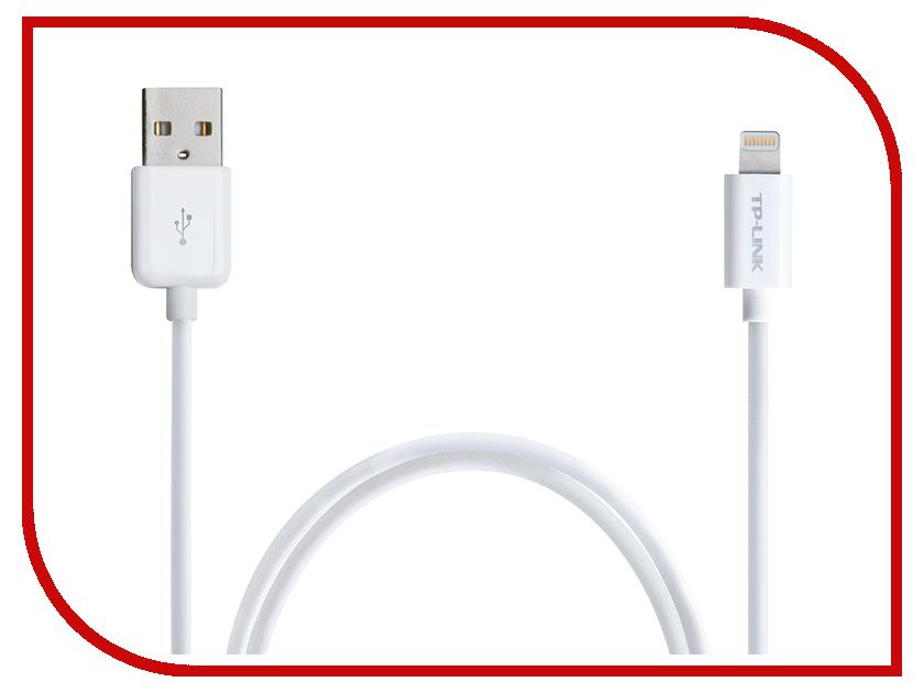 Аксессуар TP-LINK USB 2.0 - Lightning 1m TL-AC210 принт сервер tp link tl ps110p