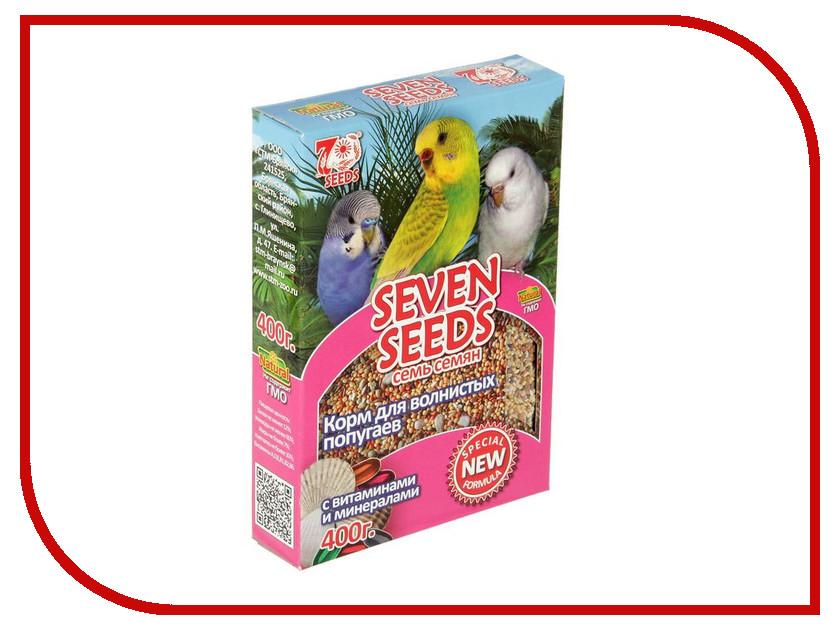 Корм Seven Seeds Special с витаминами и минералами 400g для волнистых попугаев<br>