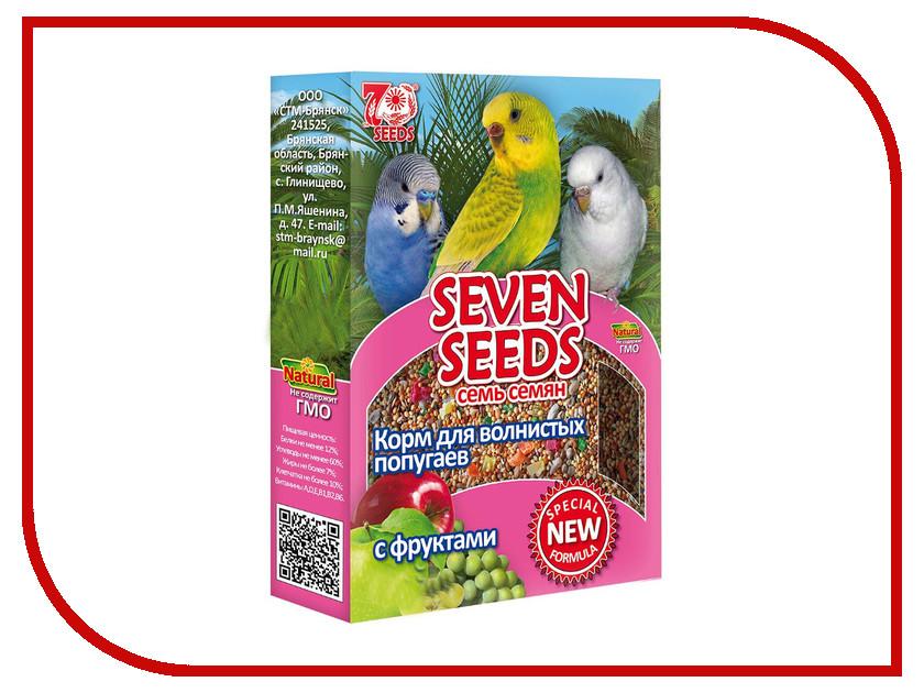 Корм Seven Seeds Special с фруктами 500g для волнистых попугаев<br>