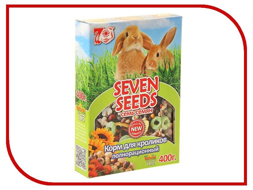 Корм Seven Seeds Special полнорационный 400g для кроликов<br>