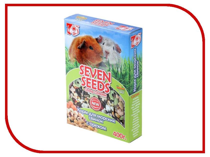 Корм Seven Seeds Special с орехами 400g для морских свинок<br>