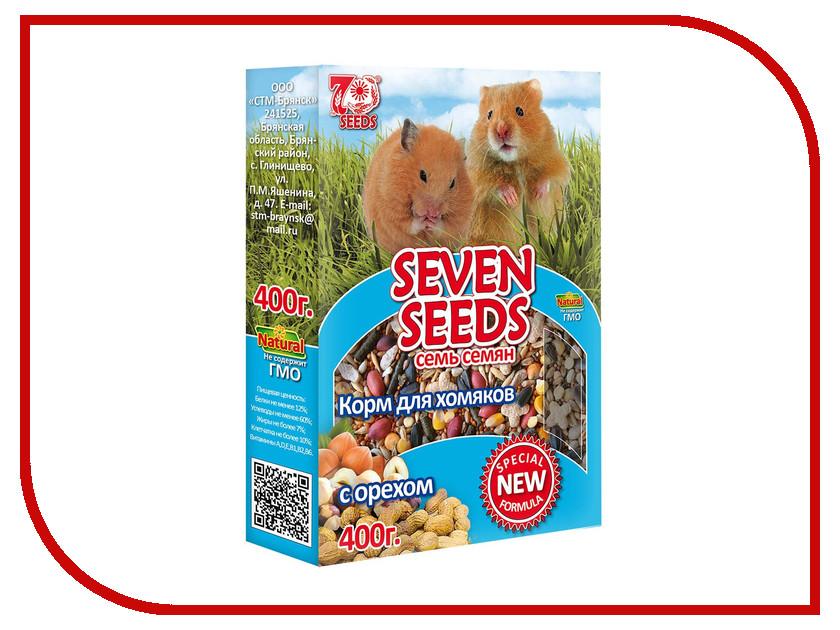 Корм Seven Seeds Special с орехом 400g для хомяков<br>
