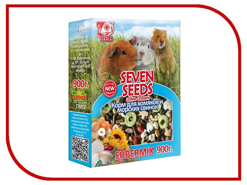 Корм Seven Seeds Supermix 900g для хомяков и морских свинок<br>