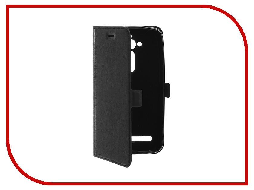 Аксессуар Чехол для ASUS ZenFone Go ZB500KL DF aFlip-07 все цены