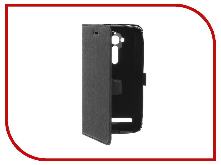 Аксессуар Чехол для ASUS ZenFone Go ZB500KG DF aFlip-09 asus zenfone go zb500kg 8gb белый