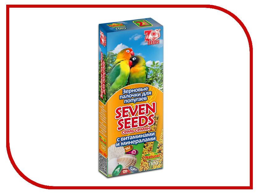 Корм Seven Seeds Палочки с витаминами и минералами 2шт для попугаев<br>