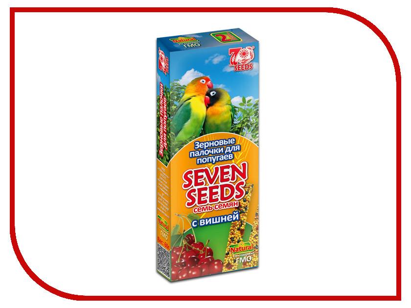Лакомство Seven Seeds Палочки с вишней 2шт для попугаев<br>
