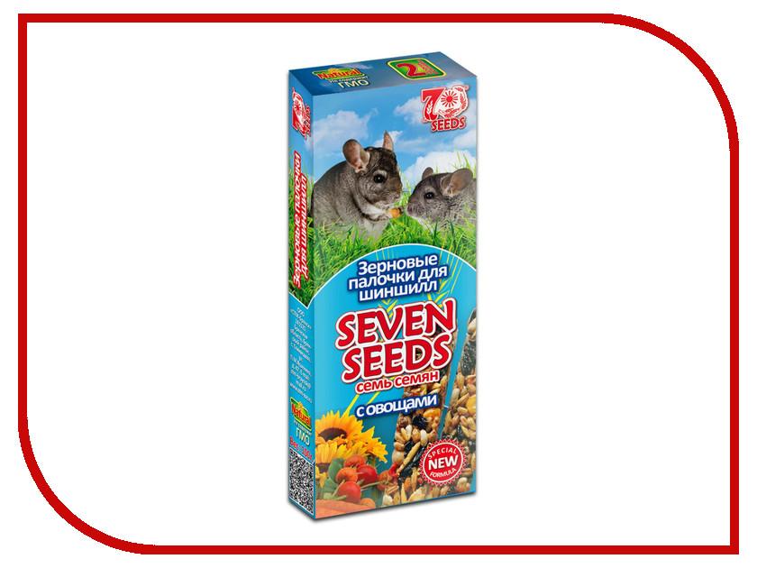 Лакомство Seven Seeds Палочки с овощами 2шт для шиншилл<br>