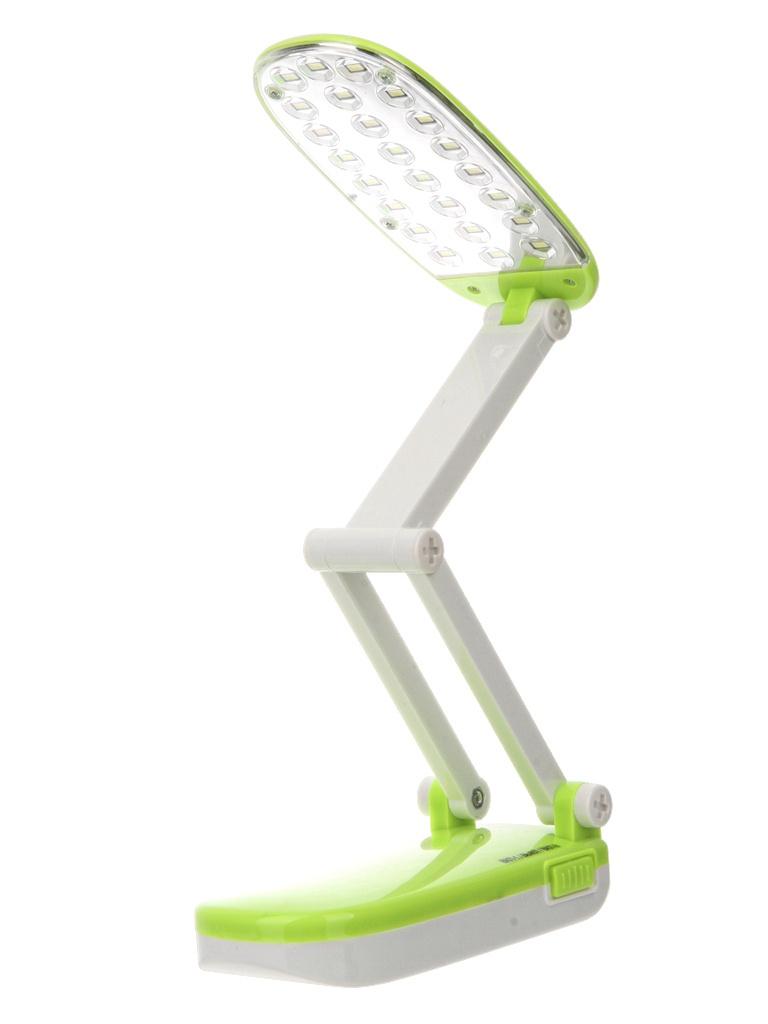 Настольная лампа UltraFlash UF-703 С05 Green 12378