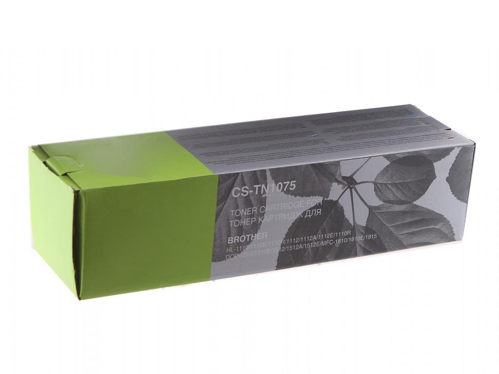 Картридж Cactus CS-TN1075 Black для HL-1110/1112/1510/1512/1810/1815/DCP-1612WR/HL-1210WR