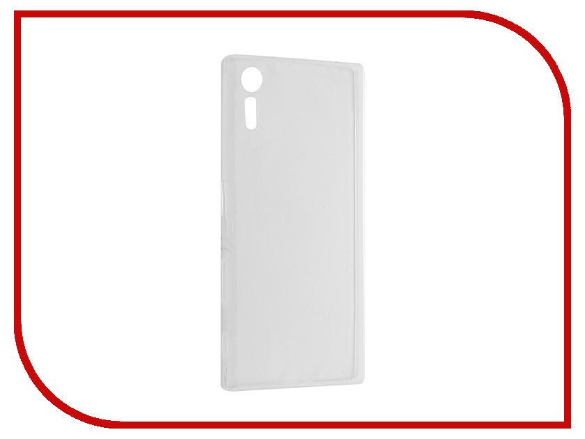 где купить Аксессуар Чехол Sony Xperia XZ Zibelino Ultra Thin Case White ZUTC-SON-XZ-WHT дешево
