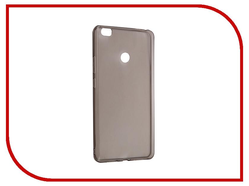 Аксессуар Чехол Xiaomi Mi Max Zibelino Ultra Thin Case Black ZUTC-XMI-MAX-BLK<br>