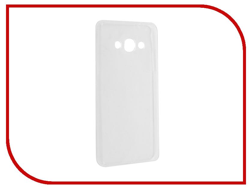 Аксессуар Чехол Samsung Galaxy J3 Pro 2017 Zibelino Ultra Thin Case White ZUTC-SAM-J3-PRO-2017-WHT<br>