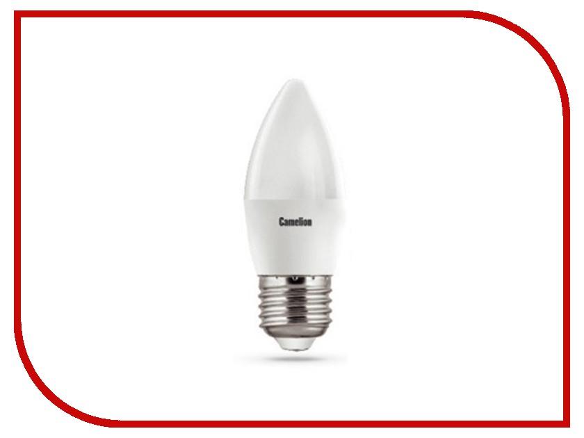 Лампочка Camelion C35 8W 220V E27 LED8-C35/845/E27<br>