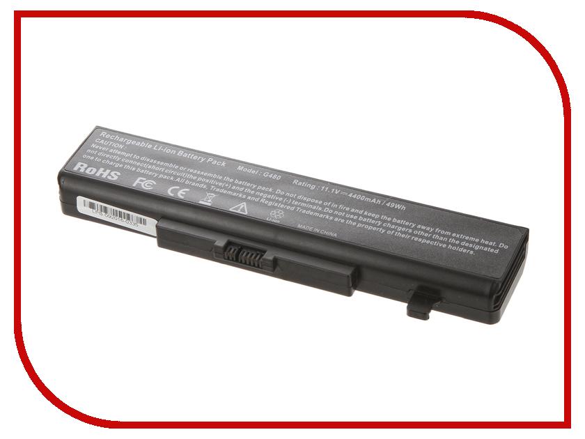 Аккумулятор 4parts LPB-G480 для IBM Lenovo IdeaPad B480/B485/B580/B585/G480/G485/G580/G585/G780/N581/N586/V480/V580/Y480/G500/G700/B590