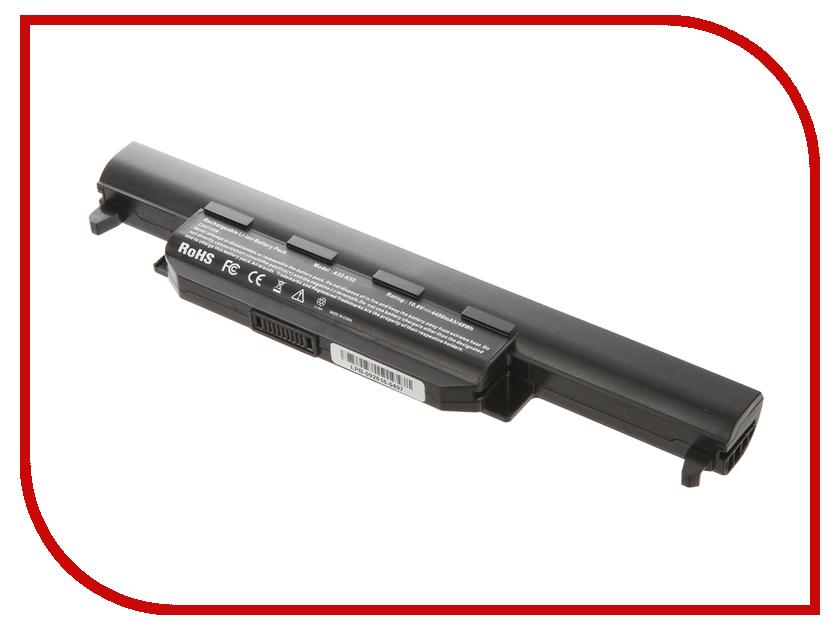 Аккумулятор 4parts LPB-K55 для ASUS K45/K55/K75/A45/A55/A75/A95 Series 10.8V 4400mAh аналог PN: A32-K55/A33-K55/A41-K55
