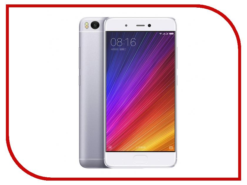 Сотовый телефон Xiaomi Mi5S 32Gb Silver<br>