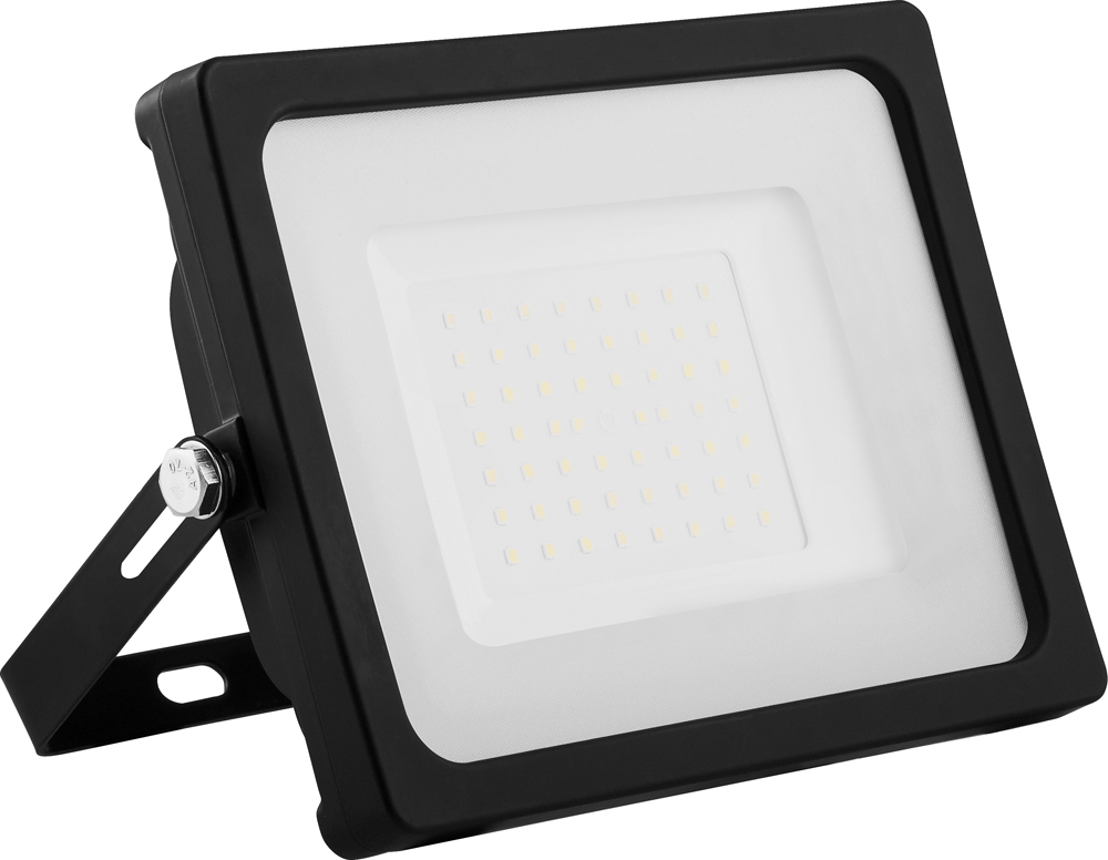 Прожектор Feron LL-921 2835 SMD 50W 6400K IP65 Black 32102 цена