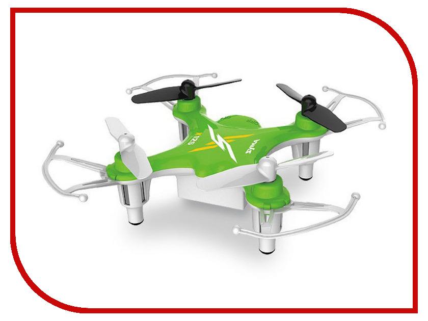 Квадрокоптер Syma X12S Green rc drone syma x8g without camera quadrocopter 6 axis drones syma x8 big rc quadcopter rc helicopter vs mjx x101 dron