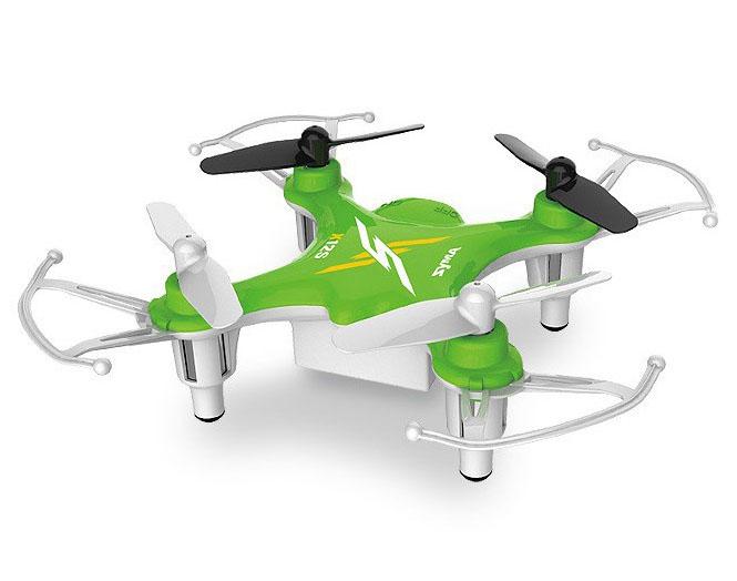 Квадрокоптер Syma X12S Green