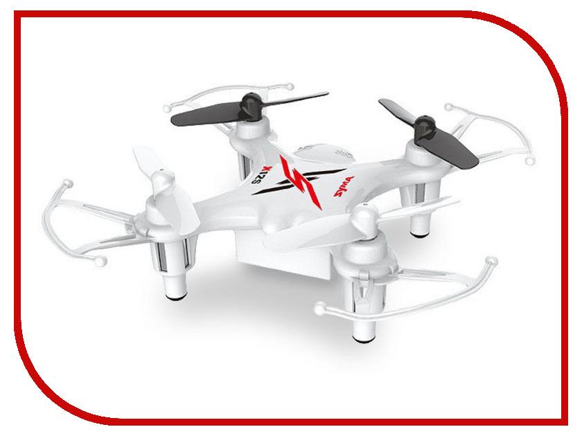 Квадрокоптер Syma X12S White квадрокоптер syma x9s без камеры белый [x9s white]