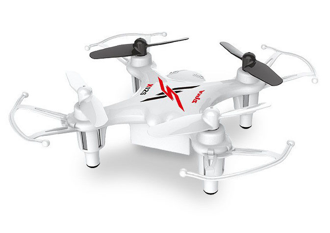Квадрокоптер Syma X12S White — X12S