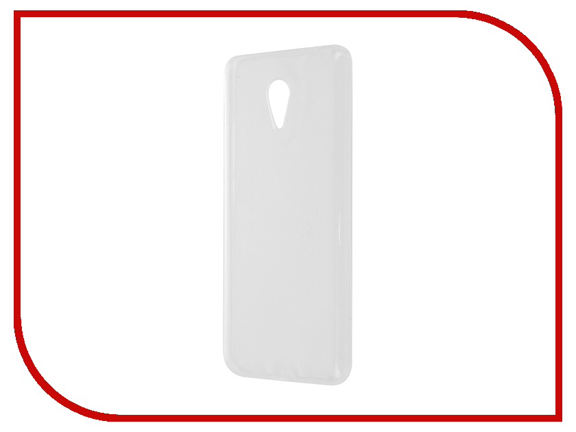 Аксессуар Чехол Meizu M3 Note Krutoff Transparent 11777<br>