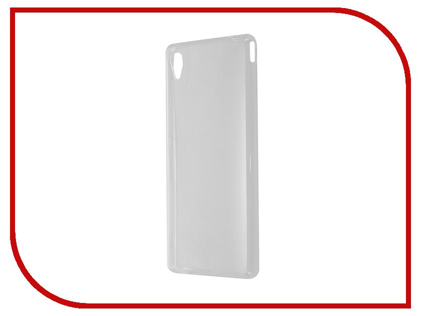 Аксессуар Чехол Sony M4 Krutoff Transparent 11715<br>
