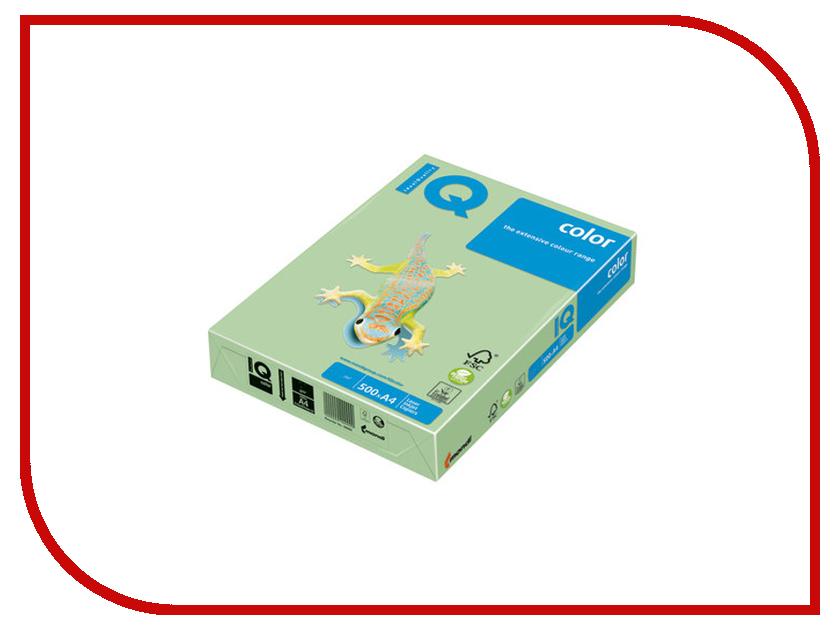 Бумага IQ А4 80g/m2 500л Green MG28