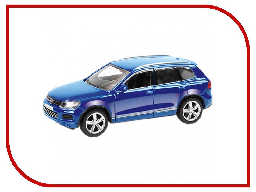 Игрушка PitStop Volkswagen Touareg Blue PS-554019-B<br>