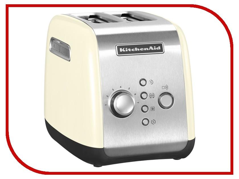 Тостер KitchenAid 5KMT221EAC Creme