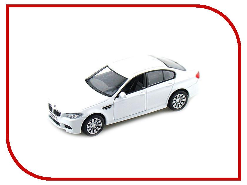 Игрушка PitStop BMW M5 White PS-554004-W<br>