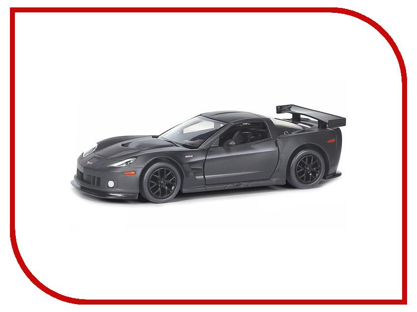 Машина PitStop Chevrolet Corvette C6-R Black PS-554003-BL машина pitstop lamborghini lp570 4 super trofeo stradale red ps 0616615 r