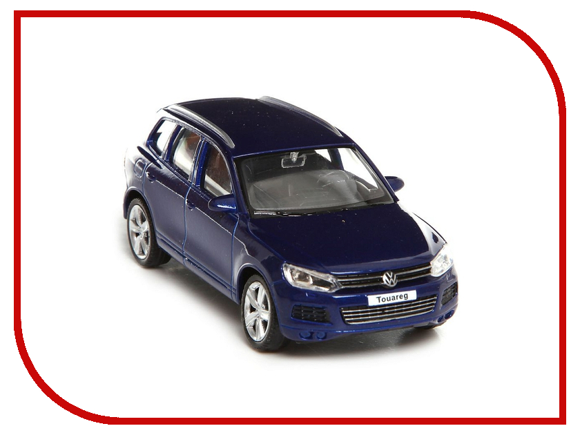 Игрушка PitStop Volkswagen Touareg Blue PS-444014-B летняя шина cordiant road runner ps 1 185 65 r14 86h