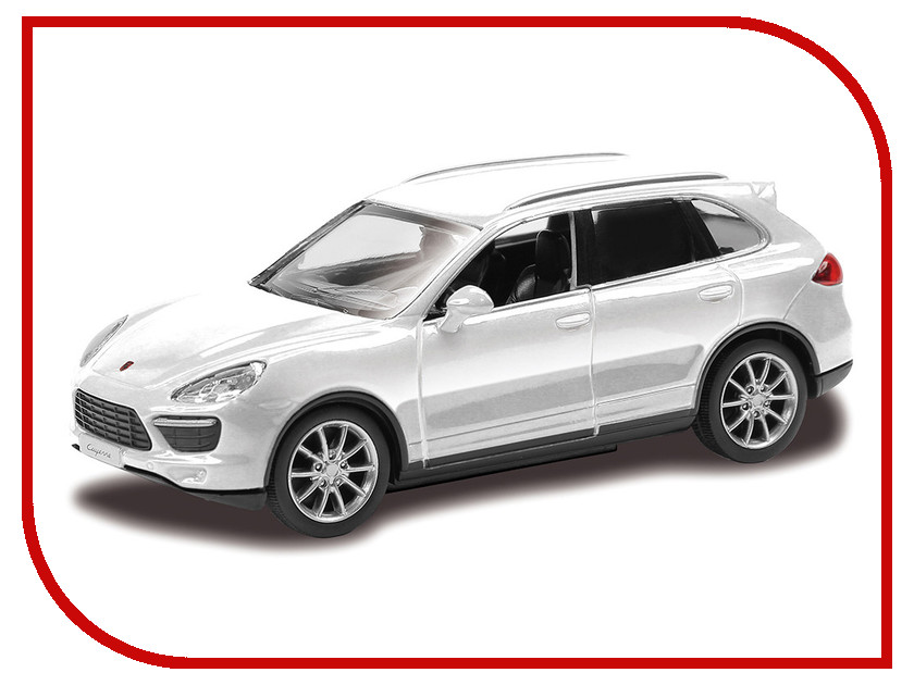 Игрушка PitStop Porsche Cayenne Turbo White PS-444012-W<br>