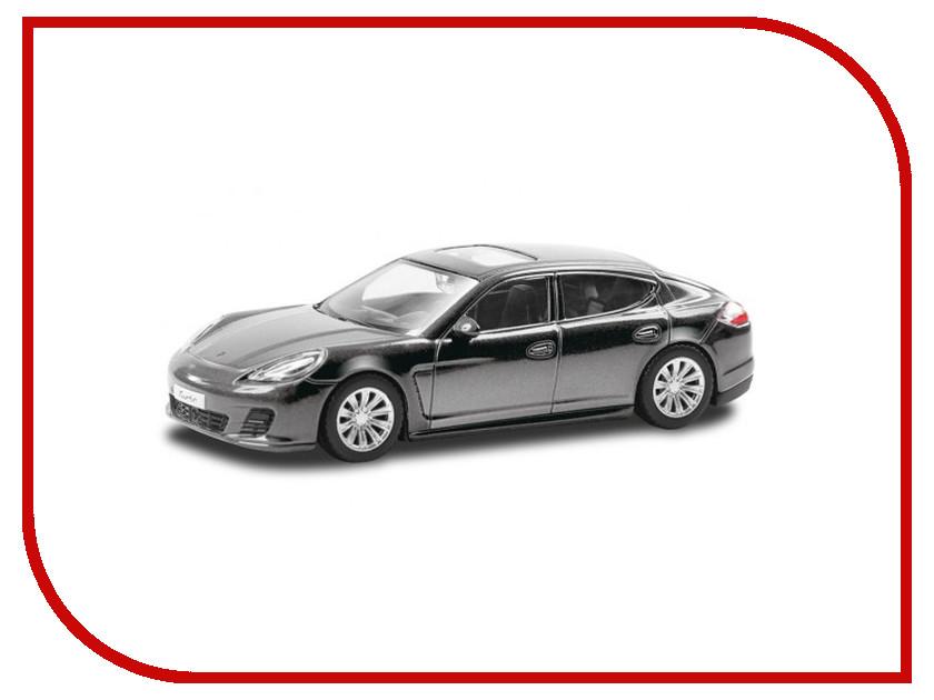 Машина PitStop Porsche Panamera Turbo Black PS-444009-BL машина pitstop bmw x6 red ps 444002 r
