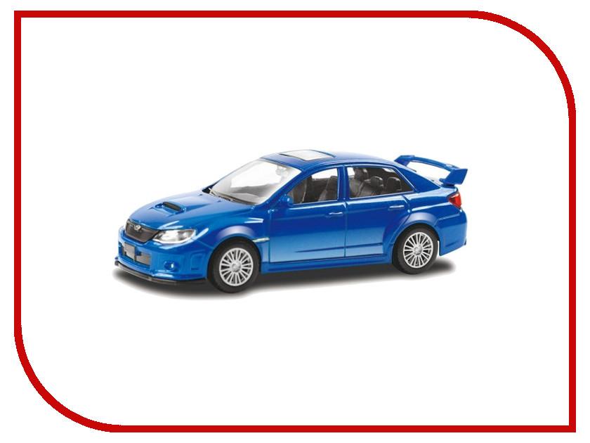 Игрушка PitStop Subaru WRX STI Blue PS-444006-B<br>