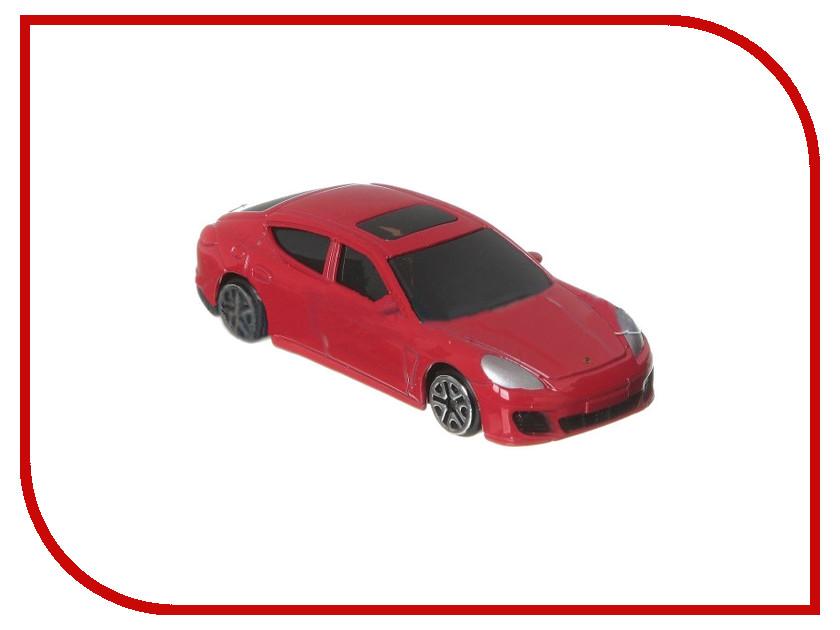 Игрушка PitStop Porsche Panamera Turbo Red PS-344018S-R