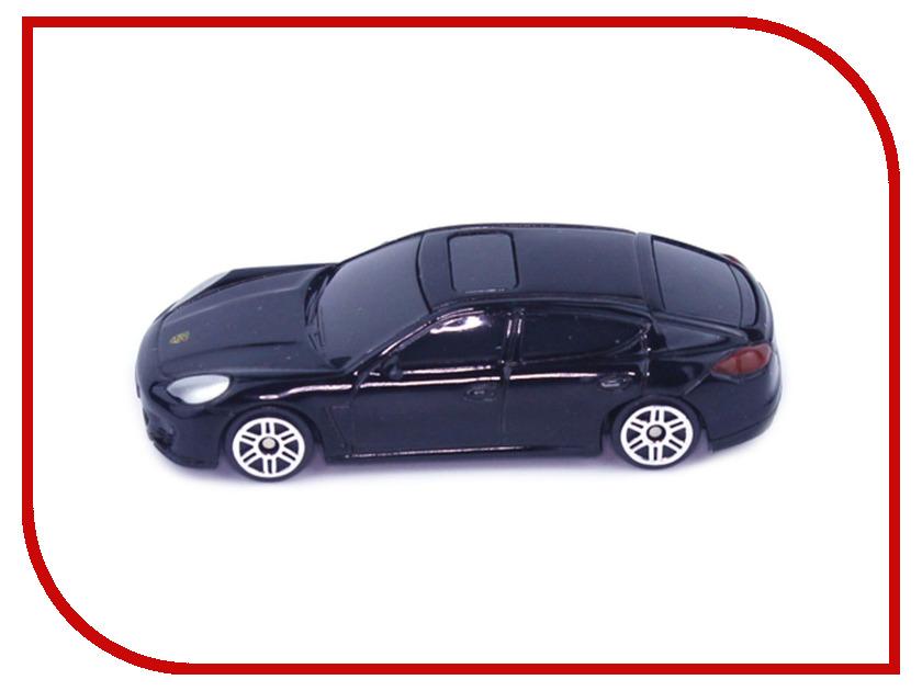 Машина PitStop Porsche Panamera Turbo Black PS-344018S-BL