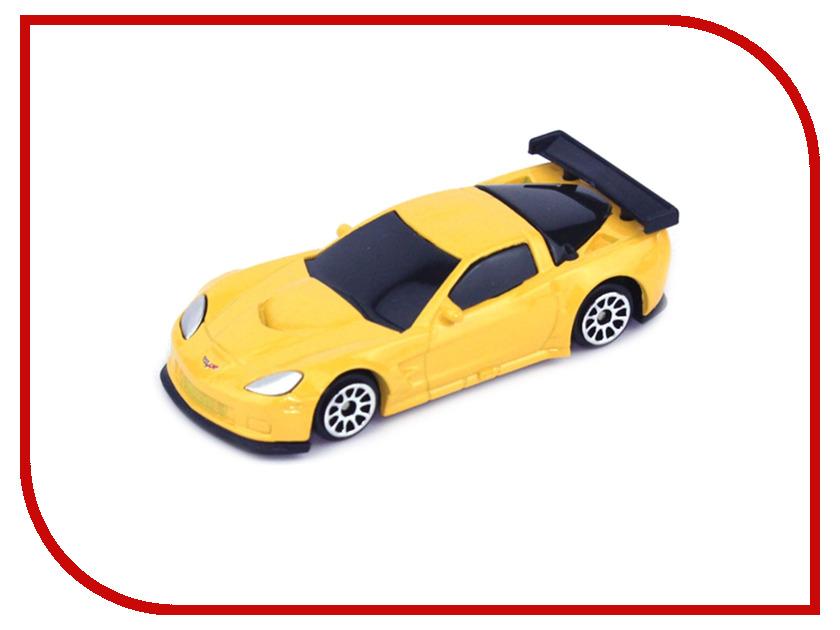 Игрушка PitStop Chevrolet Corvette C6-R Yellow PS-344005S-Y