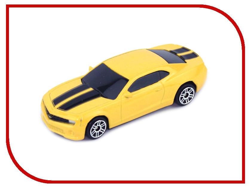 Игрушка PitStop Chevrolet Camaro Yellow PS-344004S-Y