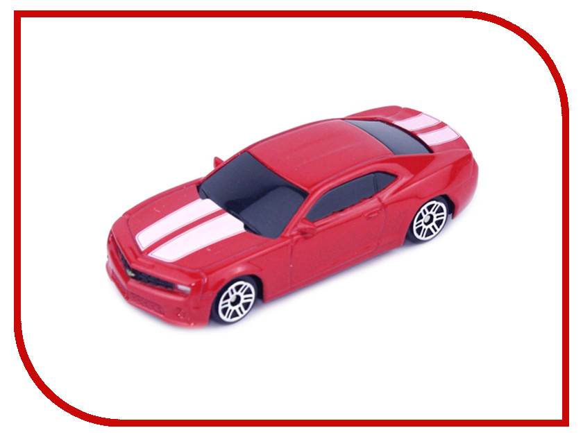 Игрушка PitStop Chevrolet Camaro Red PS-344004S-R<br>